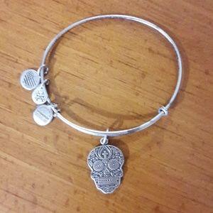 Alex and Ani Calavera bracelet
